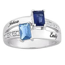 2 mothers ring mothers ring with 2 birthstones 9 best jewelry images on