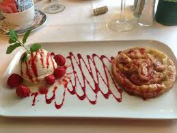 cuisiner l 駱eautre dessert picture of restaurant l autre saison montreal tripadvisor
