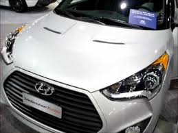 Hyundai Veloster Hatchback 3 Door by 2013 Hyundai Veloster Turbo 3 Door Hatchback Youtube