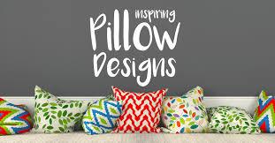 Designer Throw Pillows For Sofa by Inspiring Pillow Designs U0026 Pillow Mockup Template Print Aura