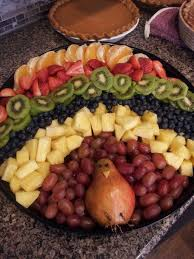 best 25 turkey platter ideas on turkey fruit platter