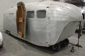 rvs 1941 custom travel trailer airstream clone