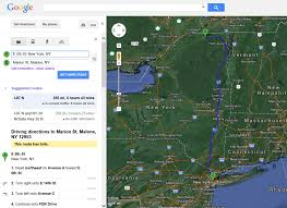Map A Route On Google Maps by Want To Know How Google Maps Calculates Eta Ex Googler Reveals
