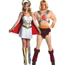 he man and she ra couples costumes dress ups pinterest costumes