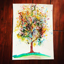 painting ideas 50 wonderful watercolor painting ideas that your kids will enjoy