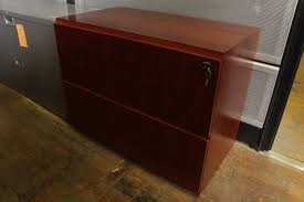 Wood Lateral File Cabinet New Baldwin Series Cherry 2 Drawer Lateral File Cabinet Peartree