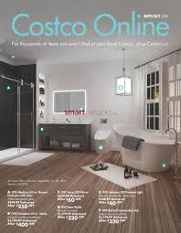 Costco Canada Laminate Flooring Costco Online Catalogue September 1 To October 31