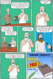 socrates existential comics