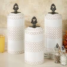 white ceramic canister set floor decoration image of white kitchen canister sets ceramic
