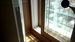 air transparent soundproof window3 youtube