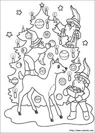 Sélection de dessins de coloriage Noël à imprimer sur LaGuerchecom