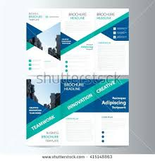 stunning tri fold business cards card design brochures 7 4 a once