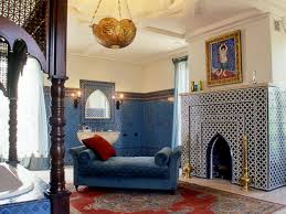 Moroccan Inspired Decor by Bedroom Chandelier And Moroccan Style Bedroom Furniture With