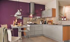 mur cuisine framboise cuisine blanche mur framboise cool agrable cuisine ide couleur