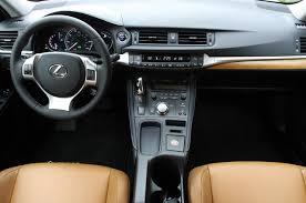 lexus hybrid ct200h interior 2011 lexus ct 200h autos car
