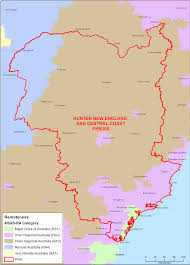 New England Maps by Department Of Health Hunter New England And Central Coast Phn