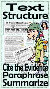 25 best text structure worksheets ideas on pinterest free love