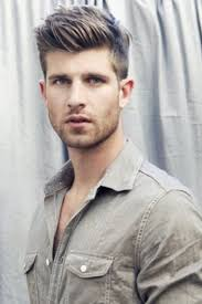 haircuts with longer sides and shorter back modern hairstyles of men hair long on top with short back and