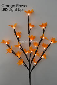 led light tree branches lighted tree branches wayfair best 25 twig lights ideas on