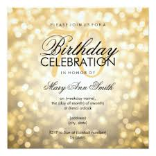 the most popular 70th birthday invitation cards 33 for your