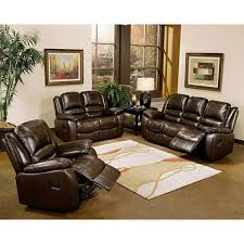 Leather Recliner Sofa And Loveseat Brownstone Italian Leather Reclining Sofa And Loveseat Set