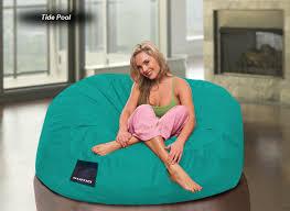 sumo sultan suede bean bag chair big bean bag chairs