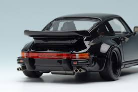 porsche 930 whale tail black 1988 porsche 930 turbo with fifteen52 outlaw wheels by make