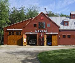 Garage For Cars by Purple Cherry Architects U2013 Annapolis Custom Waterfront Home