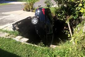 Map Of Sinkholes In Florida by Florida Sinkholes Threaten Homes Cars In Mobile Home Park Nbc News