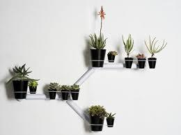 cozy design wall planters indoor home designing