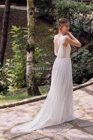 boho backless wedding dress naf dresses