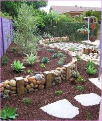 Inexpensive Backyard Landscaping Ideas Cool Easy Landscaping Ideas Simple Landscape Simple Backyard