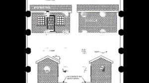 free garage plans free cabin plans house plans video dailymotion the brick playhouse plan