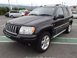 jeep 2004 for sale used 2004 jeep grand vision series gh wj40 for sale
