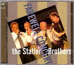 The Statler Brothers Bed Of Rose S The Statler Brothers Farewell Concert Cd Album At Discogs