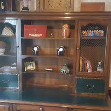 Antique Bookcase Desk Combo Antique And Vintage Desks Collectors Weekly