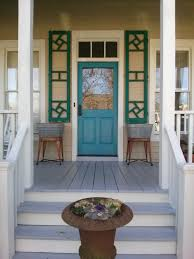 paint the front door 7 great color choices to brighten your