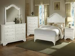 White And Brown Bedroom Furniture Distressed White Bedroom Furniture Editeestrela Design