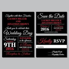 and black wedding invitations best 25 black wedding invitations ideas on foil