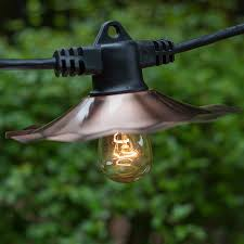 Outdoor Patio Lamp by How To Plan And Hang Patio Lights