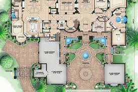 mansion plans mediterranean mansion floor plans design architectural home