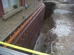 Interior Basement Wall Waterproofing Membrane Waterproofing Basement Walls Kbdphoto
