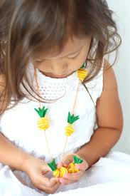 17 diy pineapple crafts for kids and teens casa watkins living