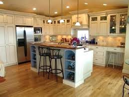 how to decorate kitchen cabinets with glass doors tall kitchen cabinets with glass doors faced