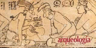 imagenes de rituales mayas la magia de la palabra en el ritual de los bacabes arqueología