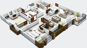 3d floor plans u2013 laferida com