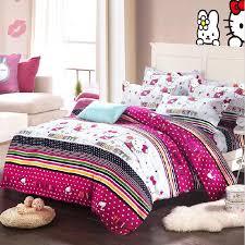 Kids Bedding Sets For Girls by Cute Hello Kitty Pink Kids Bedding Sets Girls Room Ogtbd141229055014 1 Jpg