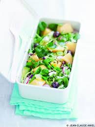 cuisiner le cresson salade de cresson melon et menthe pour 4 personnes recettes