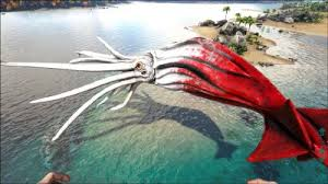 tusoteuthis official ark survival evolved wiki