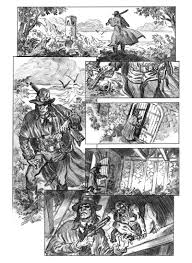 solomon kane pg 1 pencils by deankotz on deviantart
